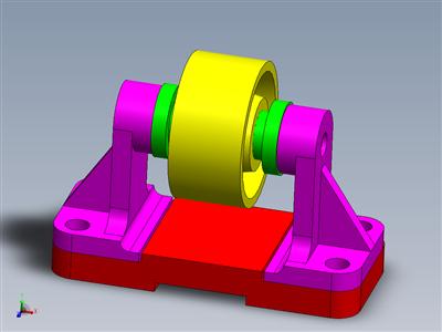 solidworks装配工作及三维技术制图