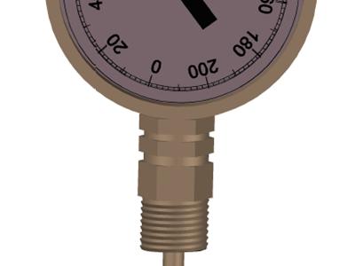 温度指示器