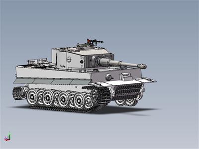 装甲六虎 E 固体工程步骤