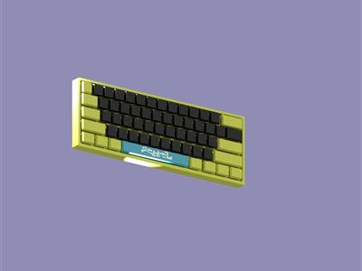 键盘Cyberpunk2077设计