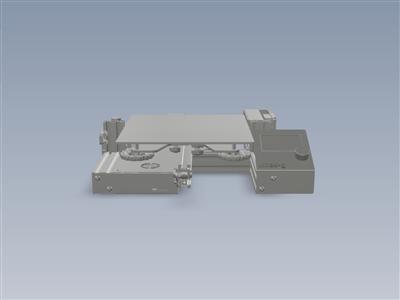 Creality Ender-3床(stl文件),用于Simple3D