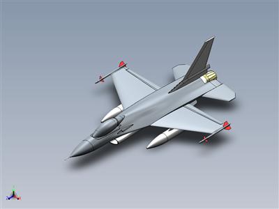 f16喷气式飞机