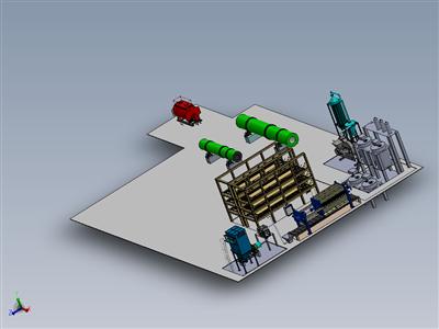 DSR 设计和工程解决方案布局