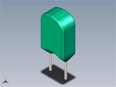 503N型薄膜电容器pitch4.0