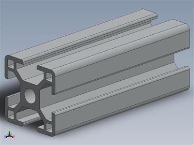 T型槽挤压铝