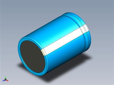 电解电容器35x50 mm