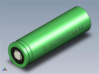索尼SE US21700VTC6A 4000毫安时锂离子充电电池