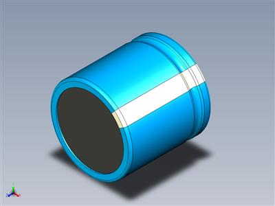 电解电容器 35x35 mm