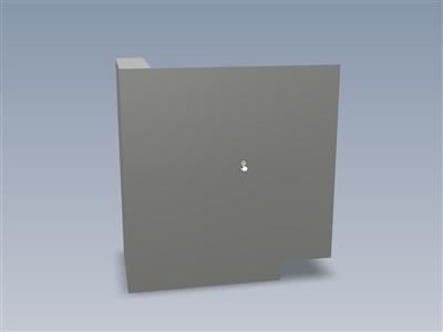 厨房和餐厅效果图