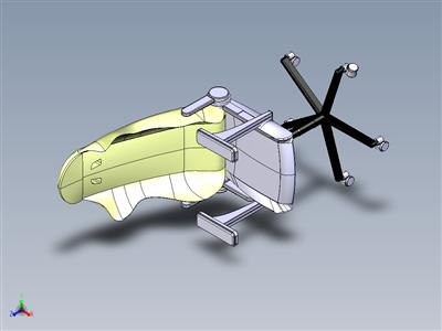 个人工作空间概念:立方体
