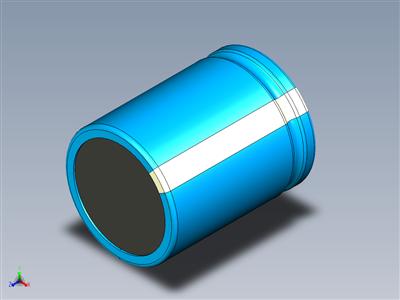 电解电容器 35x45 mm